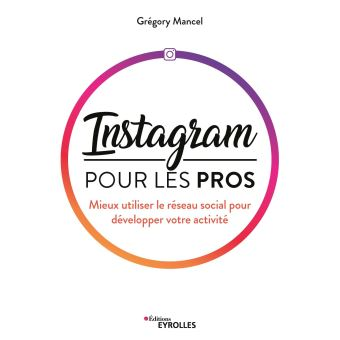 Instagram pour les pros- eyrolles