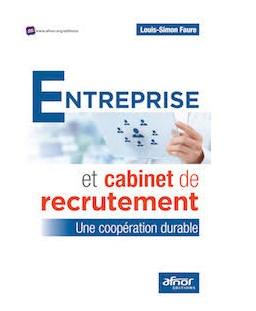 Entreprise et cabinet de recrutement