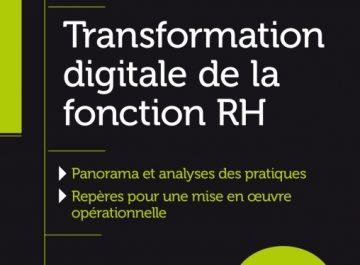 Transformation digitale de la fonction RH