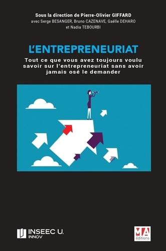 L'Entrepreneuriat - Pierre-Olivier GIFFARD