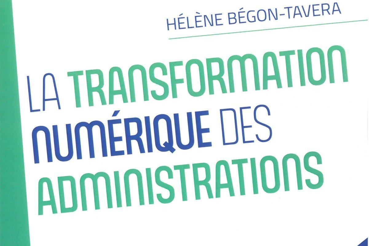 La transformation numérique des administrations